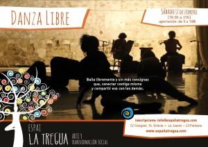 Danza libre-sala-dansa-Barcelona